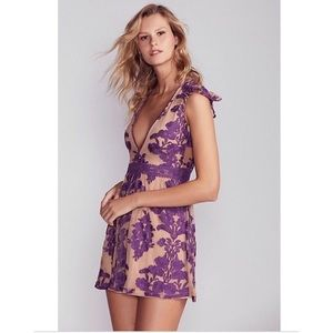 For Love And Lemons Temecula Lace Dress